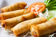Assortment of sandwiches, Spring Rolls, Chicken Satay, Prawns in Filo, Dim Sum & Prawn Crackers. Prices start from £6.50 per head